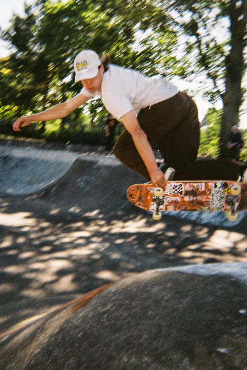 Last one of Ben! Steezy floater
